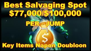 Xenoblade Chronicles 2 Napon Doubloon Fast Money Rare Finds Key Items Premium Cylinders