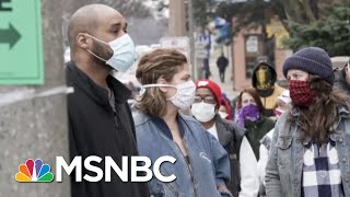 'Partisan BS': Wisconsin Holds In-Person Voting During COVID-19 Pandemic - Day That Was   MSNBC