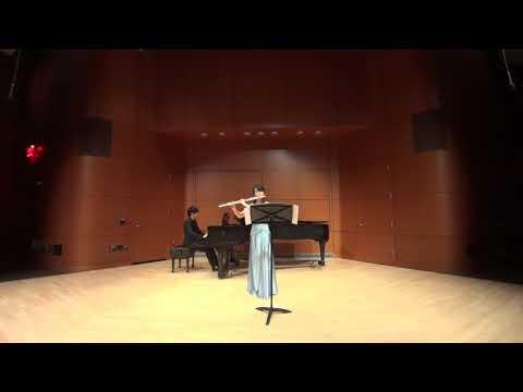 Taktakishvili Flute Sonata