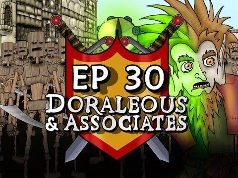 Bitva o Hylerii - Doraleous a společníci (S01E30)