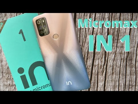 Micromax IN 1:  First look!