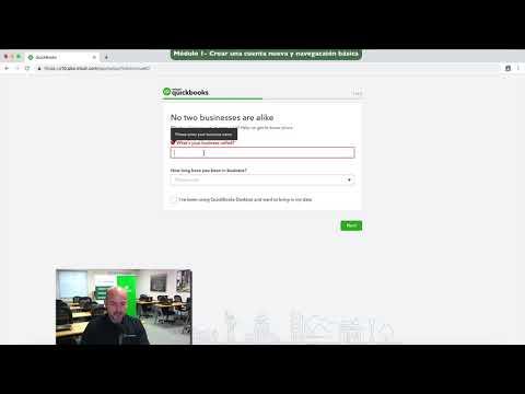 Curso virtual (En Español) de QuickBooks Online