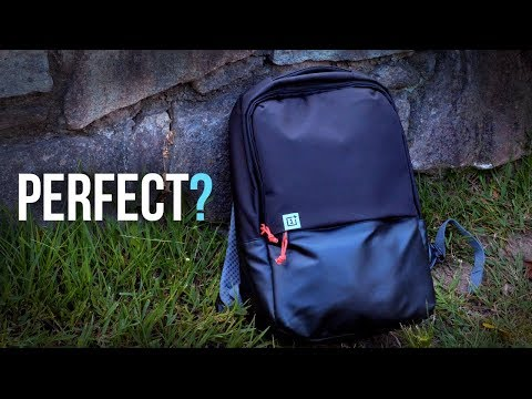 An Almost Perfect Backpack?