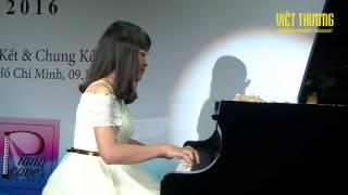 Piano cover contest 2016/Để nhớ một thời ta đã yêu- mối tình xưa/ Võ Trương yến nhi