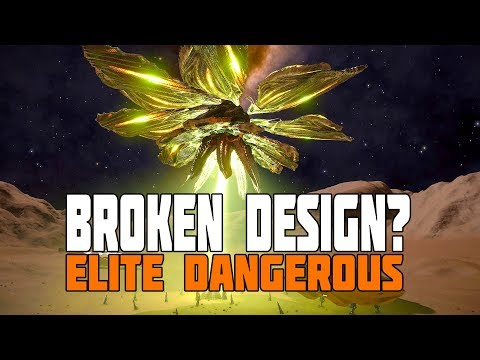 Elite Dangerous - The Problems with Thargoids