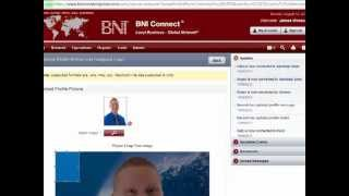 How To Fill Out Your Bio On BNI Connect Global