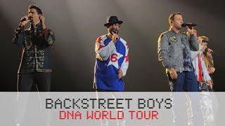 """BREATHE"" BACKSTREET BOYS DNA WORLD TOUR BSB IN MANILA 2019 HD"