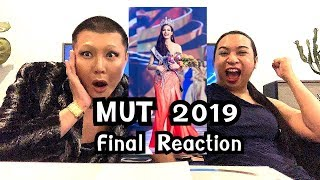 Mut 2019   Final Reaction ฟ้าใสสมมงไหม ตัดสินยุติธรรมไหม   Bryan Tan