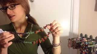 ASMR Crystal Jewelry Store Role Play