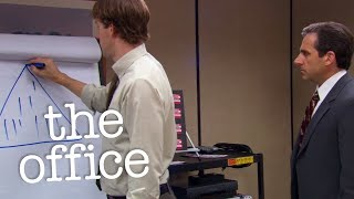 Michael's Pyramid Scheme  - The Office US