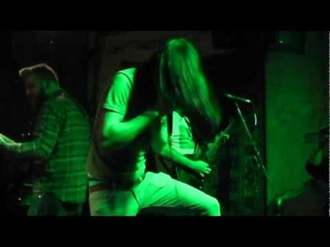 In The Shadows - Live @ Snitch X&Y Bar Brisbane 07/06/12