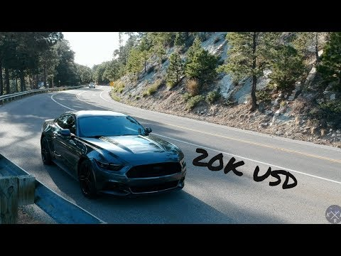 The Coolest Car You Can Buy For 20K (Mustang Ecoboost)