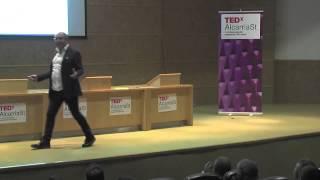 La vida es chula: Fernando Botella at TEDxAlcarriaSt
