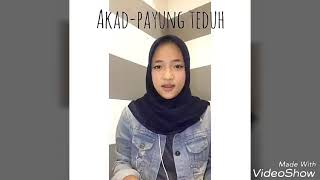Akad - payung teduh   cover by sabyan