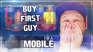 BUY FIRST GUY 😱 FIFA MOBILE