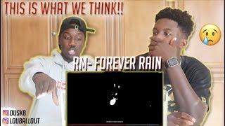 RM 'forever Rain' MV (REACTION)   Popkorn Family