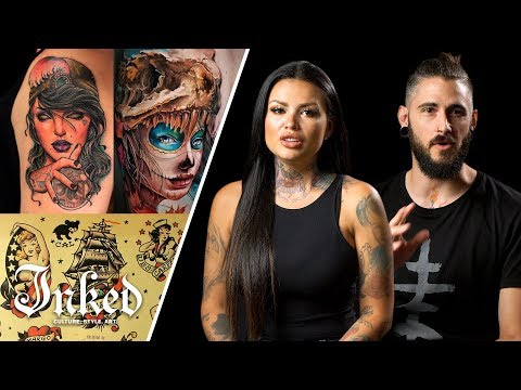 , title : 'Best Advice For Tattoo Virgins? | Tattoo Artists Answer