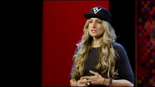 """Locker room talk."" Says who? | Alexis Jones | TEDxUniversityofNevada"