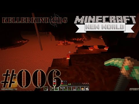 Minecraft: A New World #6 – Nether gonna give you up ★ Let's Play Minecraft SMP [HD|60FPS]