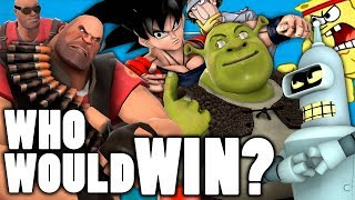 Who Would Win In A Fight? - Video Youtube