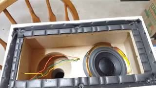 Bose Acoustimass 5 series II subwoofer for parts.