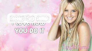 Ashley Tisdale-Hair (Lyrics) HD