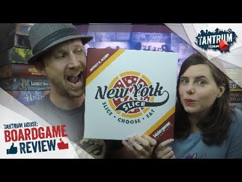 New York Slice Board Game Review - Tantrum House