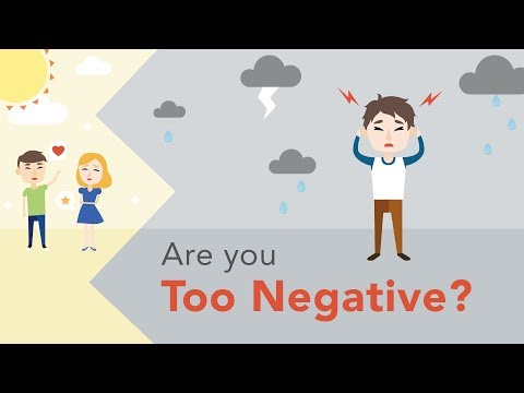 Are You Too Negative?