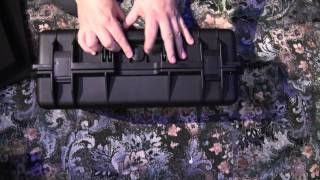 Unboxing Mantona Outdoor Protective Hard Case for Cameras