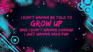 Simple Plan - Grow Up (Lyrics)