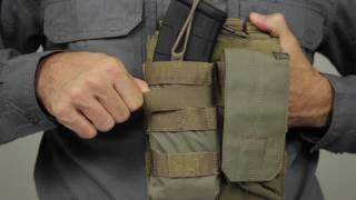 56159 Double AK  Mag Pouch