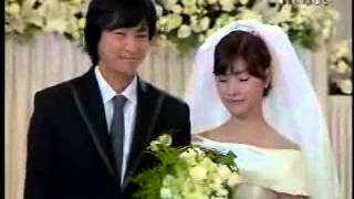 Interview Kang Dong Won & Kim Jung Hwa Wedding (  For Something About 1%)