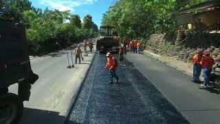 FINALIZA PRIMERA ETAPA DE MANTENIMIENTO EN CARRETERA PANAMERICANA  SAN VICENTE