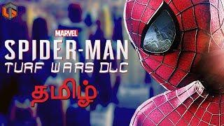 Marvel's Spiderman DLC Turf Wars Live Tamil Gaming