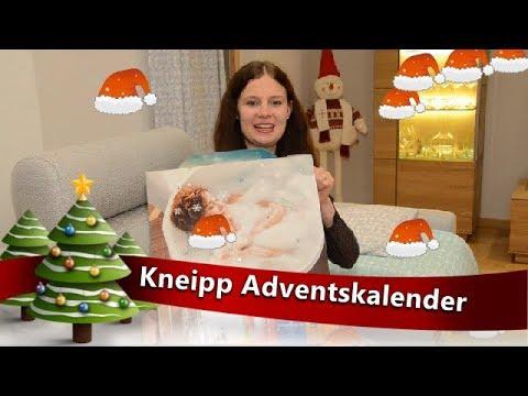 Kneipp Adventskalender 24 Türchen | Badezusatz & Naturkosmetik | auch 2018 noch erhältlich!