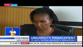 Government freezes hiring of university staff on permanent and pensionable terms