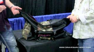 Watson AirLock Pink Camo Carrier Hunting Tote Bag For Women