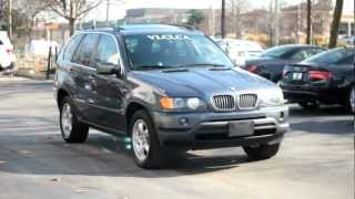 preview picture of video '2003 BMW X5 4.4 - Village Luxury Cars Toronto'