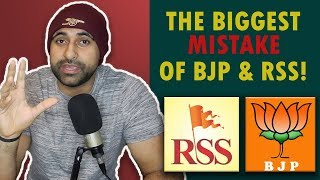 The BIGGEST Mistake Of RSS And BJP(HINDI SUBTITLES)