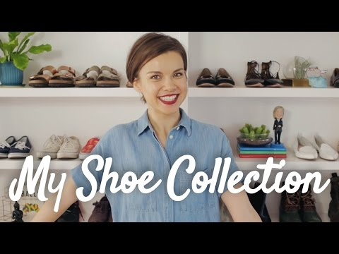 My Shoe Collection ◈ Ingrid Nilsen
