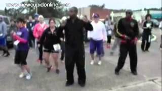 """Cupid (@newcupid) Snippet of New Fitness Program """"CuRobiks"""" Created By Singer Cupid"""