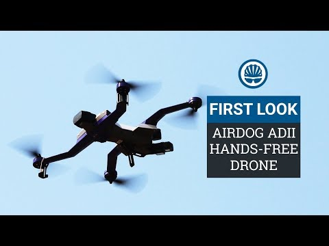 Airdog ADII First Ride Review – GoPro Drone Goes Hands-Free