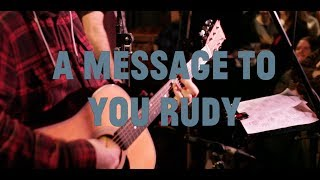 Choir! sings The Specials - A Message To You Rudy