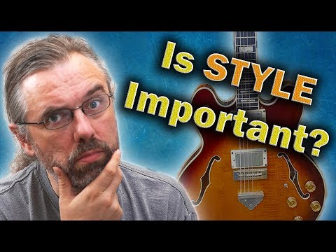 Do You Need To Have Your Own Style?