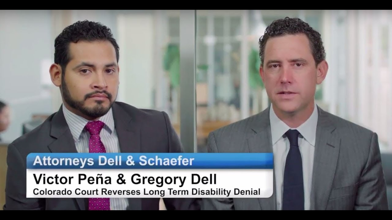Attorneys for CIGNA Disability Claims