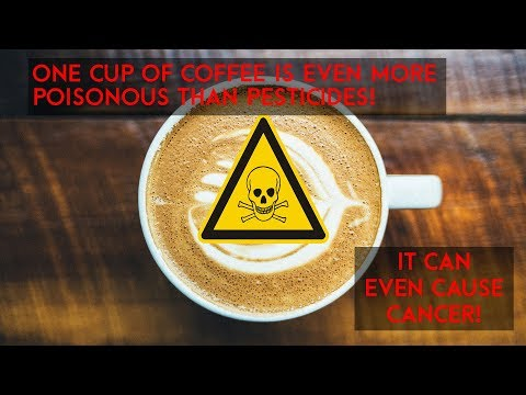 Cancer Breakfast–Coffee kills you(indayi) Warning Signs Brain on Coffee Drinkers