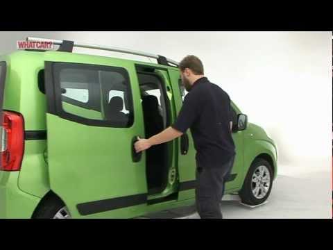 WhatCar? Fiat Qubo Review