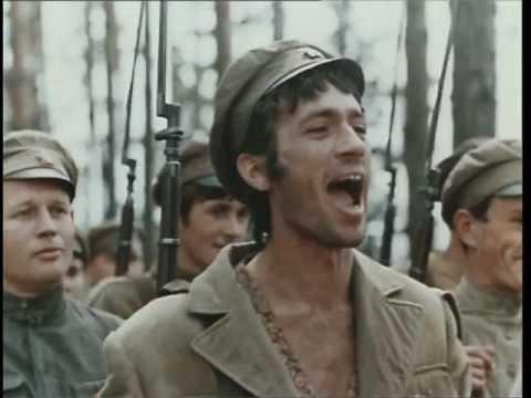 """Марш четвёртой роты - """"Бумбараш"""""""