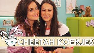 Cheetah Koekjes Bakken Met Meisje Djamila - Recept | Jill