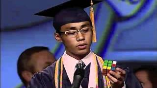 The Valedictorian Speech that will change your life